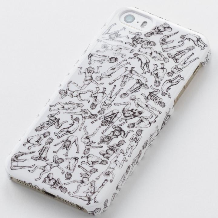 iPhone SE/5s/5 ケース まん○画太郎ババア ハードケース iPhone SE/5s/5_0