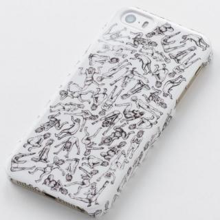 iPhone SE/5s/5 ケース まん○画太郎ババア ハードケース iPhone SE/5s/5
