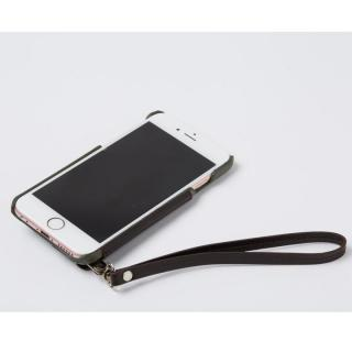 【iPhone6s/6ケース】RAKUNI レザー手帳型ケース with ストラップ アマゾン iPhone 6s/6_3
