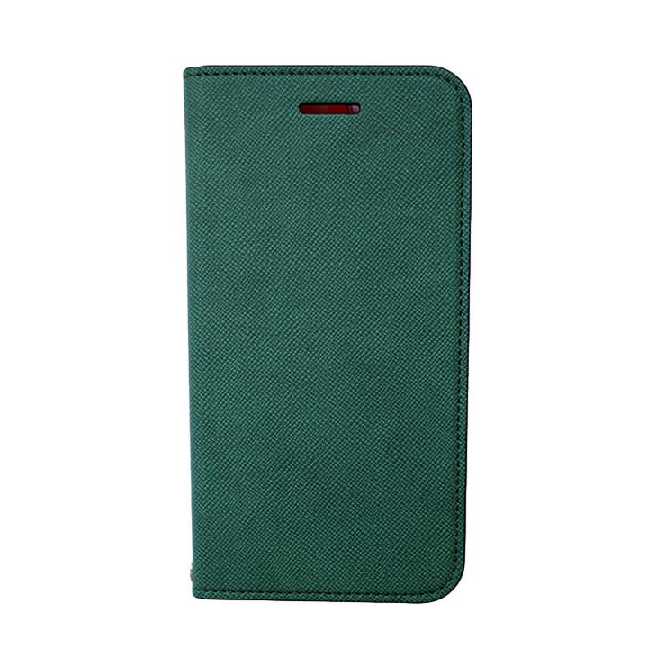 【iPhone6ケース】invite.L イタリアンPU手帳型ケース ダークグリーン iPhone 6s/6_0