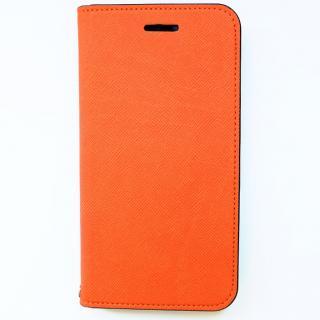 iPhone6 Plus ケース invite.L イタリアンPU手帳型ケース オレンジ iPhone 6s Plus/6 Plus