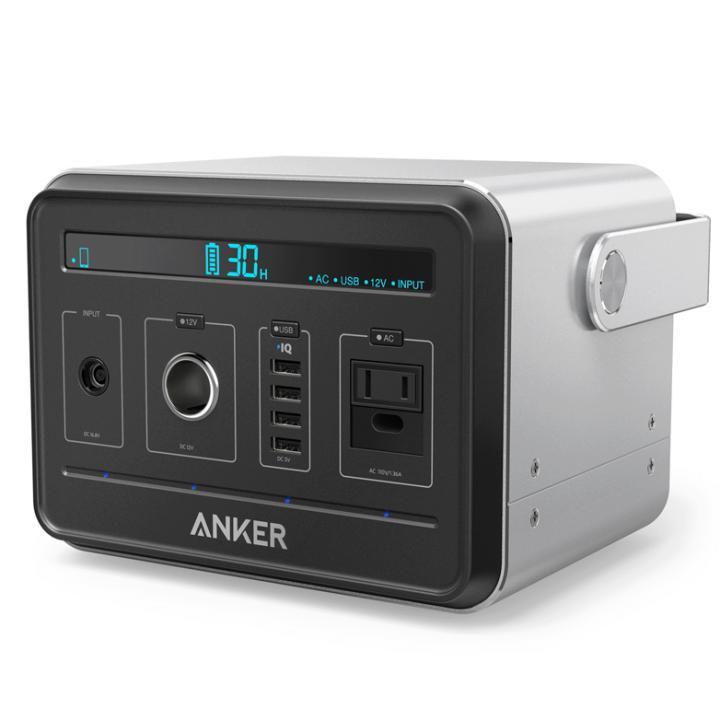 [120600mAh]Anker PowerHouse 大容量バッテリー