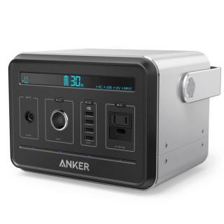 [120600mAh]Anker PowerHouse 大容量バッテリー【6月下旬】