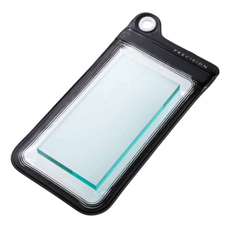 【iPhone6/SE/5s/5ケース】防滴ケース Splash Proof ブラック iPhone iPod touch_0