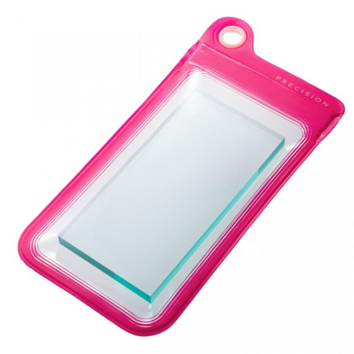 iPhone6/SE/5s/5 ケース 防滴ケース Splash Proof ビビッドピンク iPhone iPod touch_0