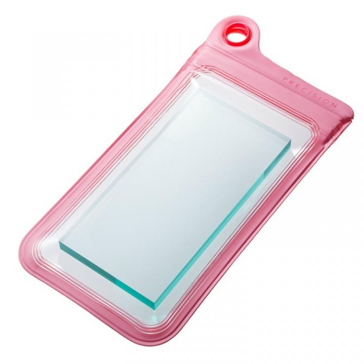 防滴ケース Splash Proof ピンク iPhone iPod touch