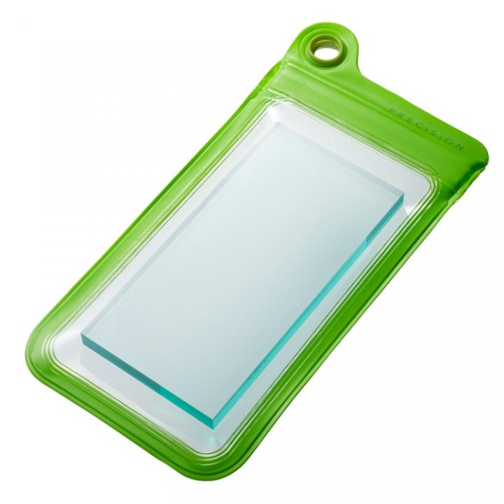 iPhone6/SE/5s/5 ケース 防滴ケース Splash Proof グリーン iPhone iPod touch_0