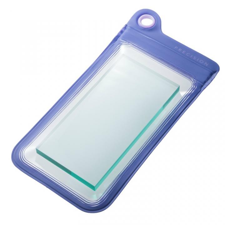 iPhone6/SE/5s/5 ケース 防滴ケース Splash Proof パープル iPhone iPod touch_0