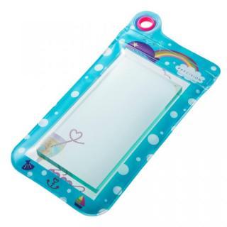防滴ケース Splash Proof 海イラスト iPhone iPod touch