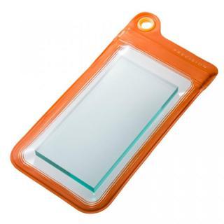 防滴ケース Splash Proof オレンジ iPhone iPod touch