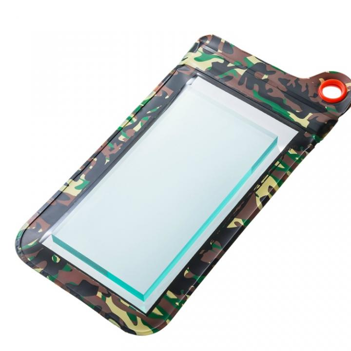iPhone6/SE/5s/5 ケース 防滴ケース Splash Proof 迷彩柄 iPhone iPod touch_0