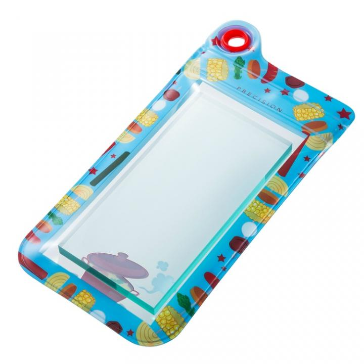 iPhone6/SE/5s/5 ケース 防滴ケース Splash Proof バーベキューイラスト iPhone iPod touch_0
