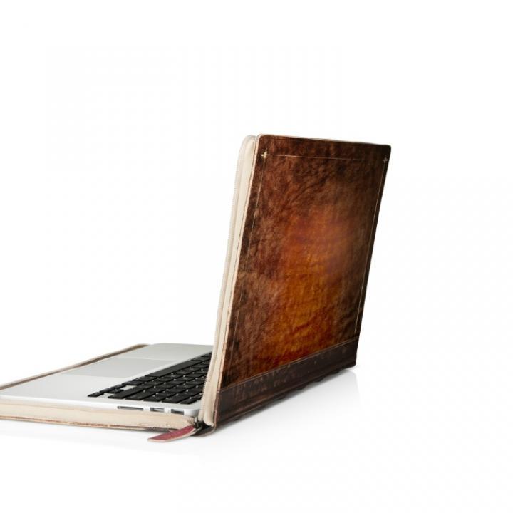 古い洋書のようなデザイン BookBook MacBook Pro Retina 13インチ_0