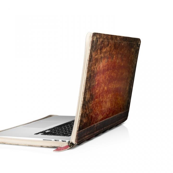 古い洋書のようなデザイン BookBook MacBook Pro/ Retina 15インチ_0