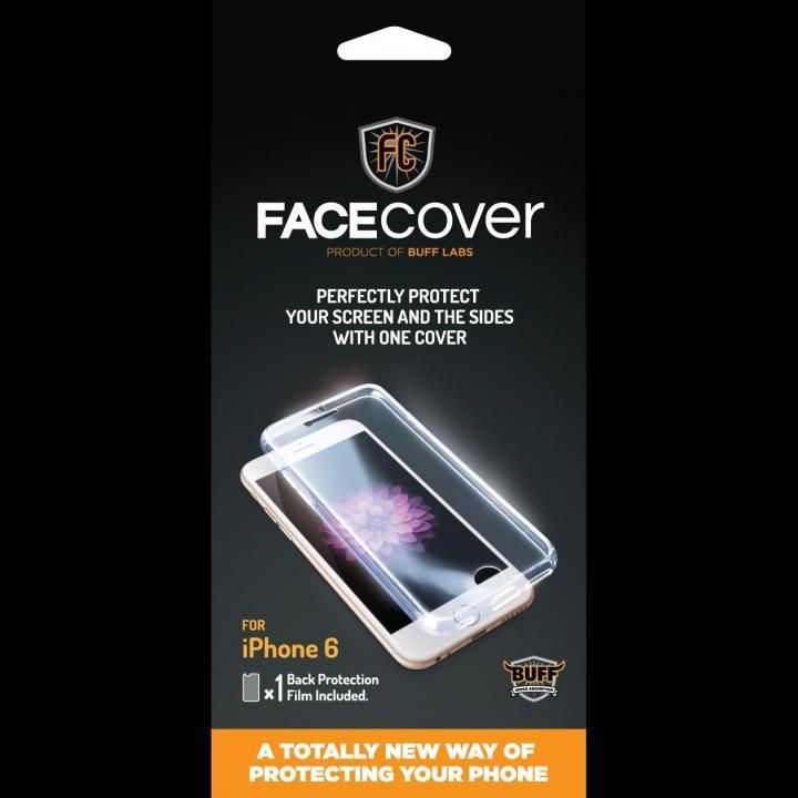 iPhone6 フィルム FACE COVER(英語版) FCー001C 360° 保護フィルム iPhone 6_0