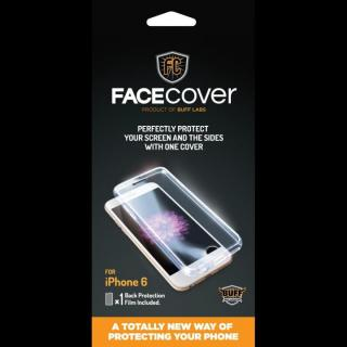 iPhone6 フィルム FACE COVER(英語版) FCー001C 360° 保護フィルム iPhone 6