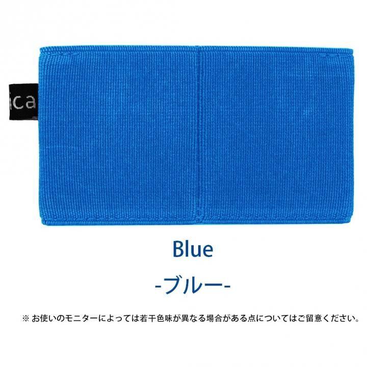 減らす財布 ラシカル「ニルウォレット」ブルー_0