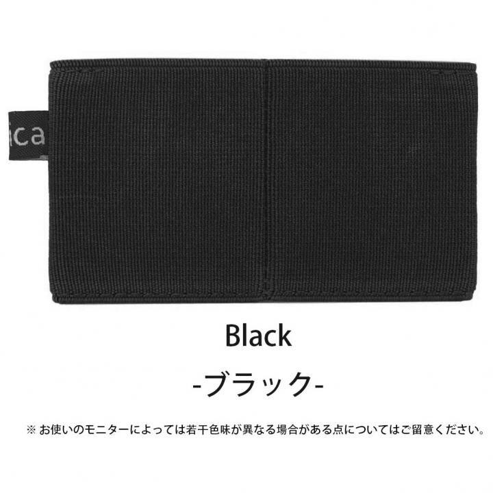 減らす財布 ラシカル「ニルウォレット」ブラック_0