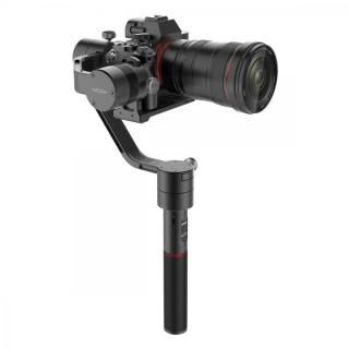一眼レフカメラ対応、ハンドヘルドジンバル3軸スタビライザー MOZA Air【6月下旬】