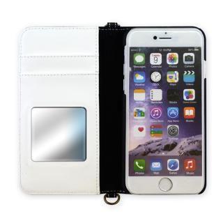 【iPhone8/7ケース】RODEO CROWNS TAG 手帳型ケース インディゴブルー iPhone 8/7_2