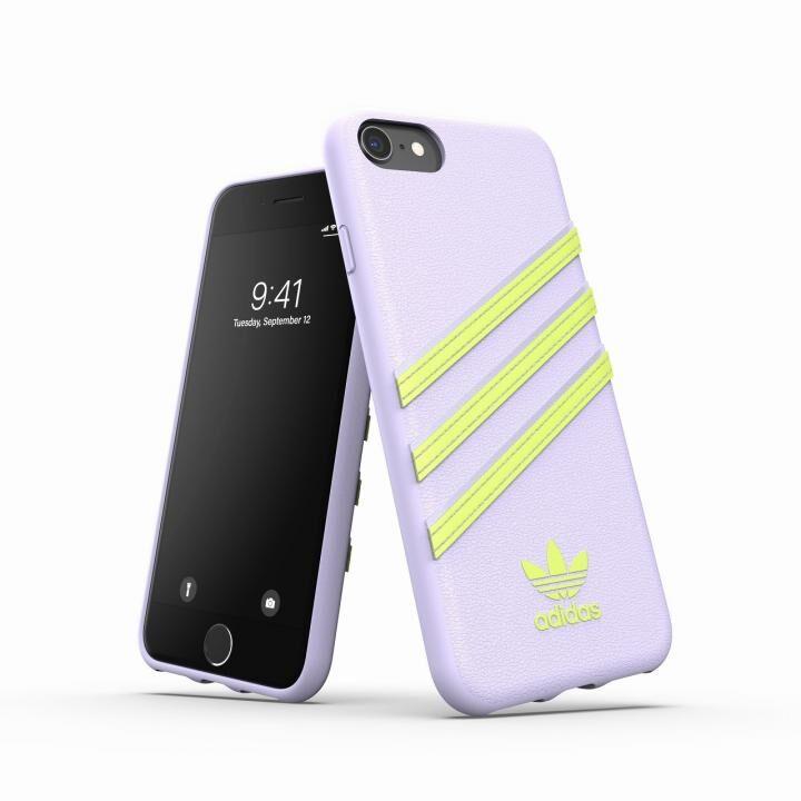 iPhone8/7 ケース adidas Originals Moulded Case SAMBA SS20 Tint/Yellow iPhone SE 第2世代/8/7/6s/6_0
