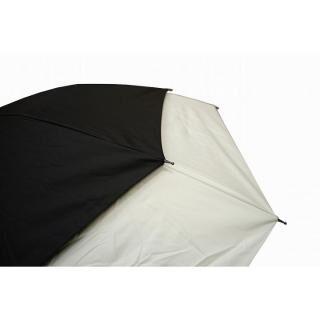 世界初新機構 耐風&遮熱 トランスフォーム晴雨兼用傘 ベージュ