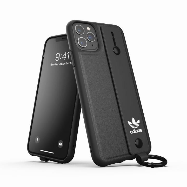 iPhone 11 Pro Max ケース adidas Originals Grip Case SS20 Black iPhone 11 Pro Max_0