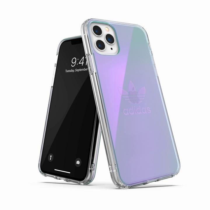 iPhone 11 Pro Max ケース adidas Originals Protective Clear Case SS20 Colorful iPhone 11 Pro Max_0