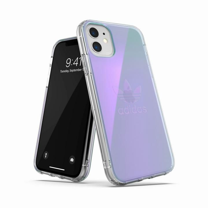 iPhone 11 ケース adidas Originals Protective Clear Case SS20 Colorful iPhone 11_0