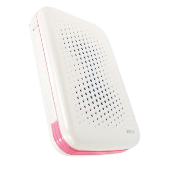 [新iPhone記念特価]ポミニ スマホ専用ポータブルプリンター ピンク