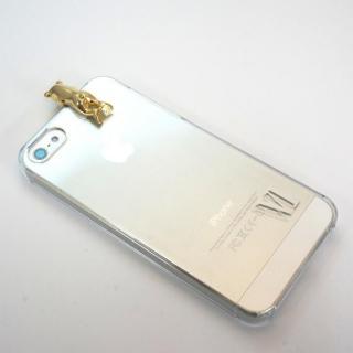 【iPhone SE/5s/5ケース】誕生石を持った クマケース バースディベアー ゴールド1月 iPhone SE/5s/5ケース_4