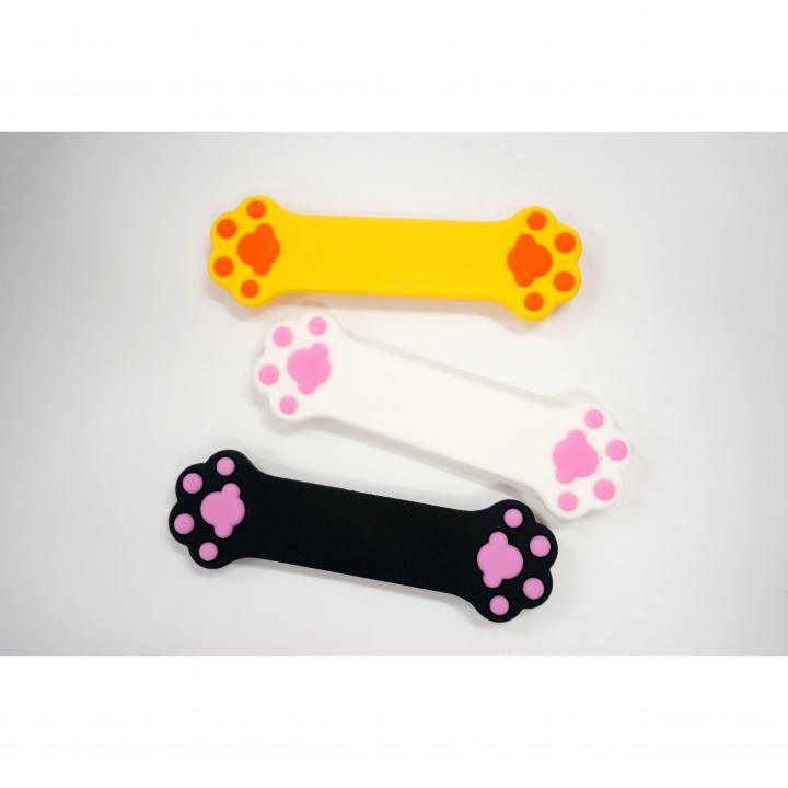 吸盤つき万能クリップ 猫の手 3本セット