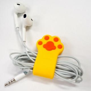 吸盤つき万能クリップ 猫の手 3本セット_1