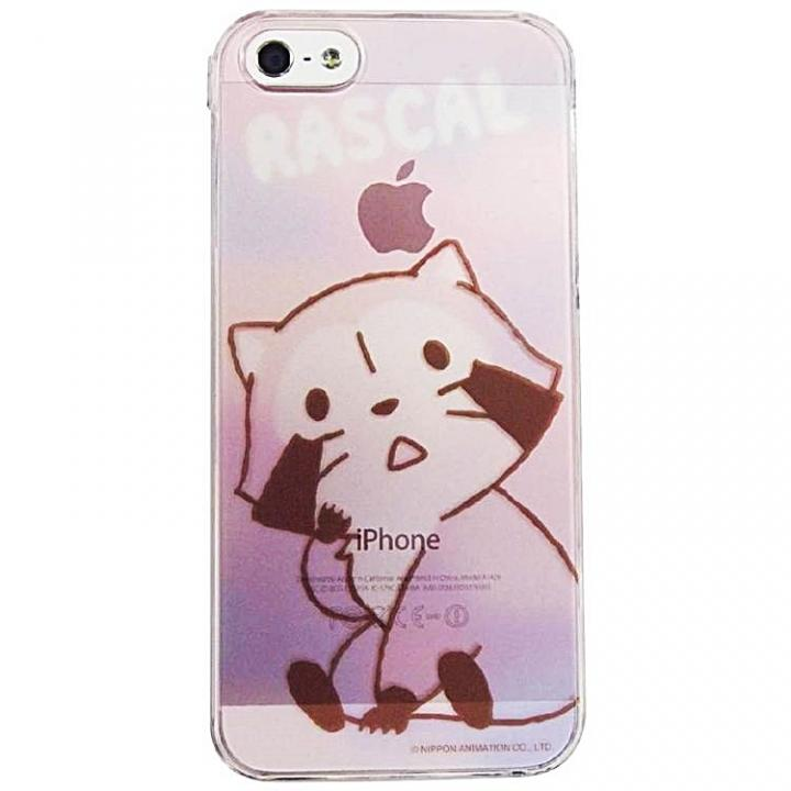iPhone SE/5s/5 ケース プチ世界名作劇場 ラスカル パステル iPhone SE/5s/5ケース_0