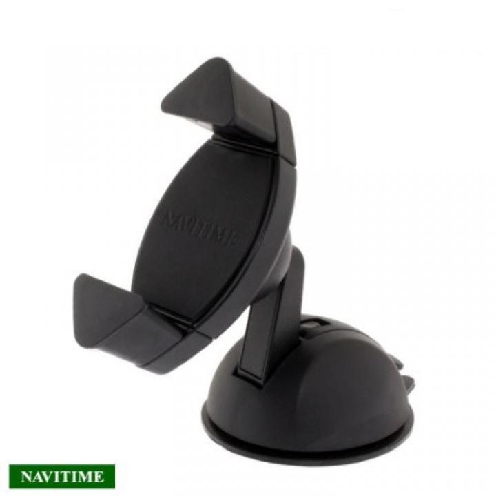 NAVITIME スマートフォンホルダー CKT-01B ブラック_0