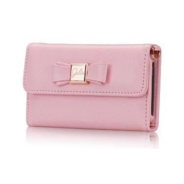 iPhone SE/5s/5 ケース 小さなポシェット Julia PhonePochette ピンク iPhone SE/5s/5ケース_0