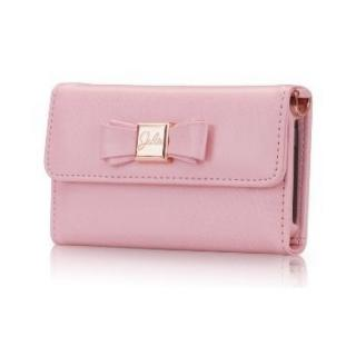小さなポシェット Julia PhonePochette ピンク iPhone SE/5s/5ケース