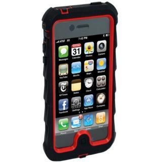 Gumdrop iPhone5対応ケース Drop Series ブラック/ レッド DS5G-BLK-RED