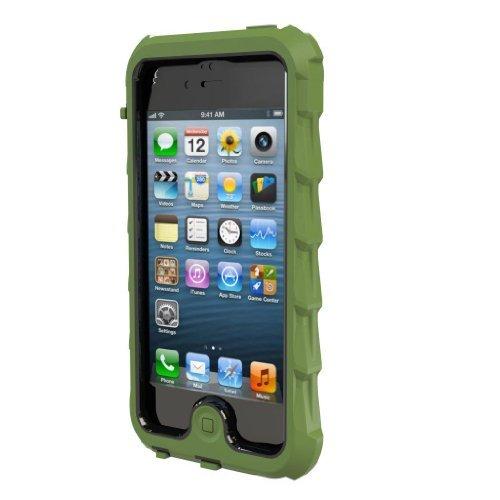 iPhone SE/5s/5 ケース Gumdrop iPhone5対応ケース Drop Series アーミーグリーン DS5G-ARGN_0