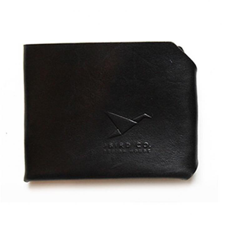 Origami Wallet ミニマルウォレット Black_0
