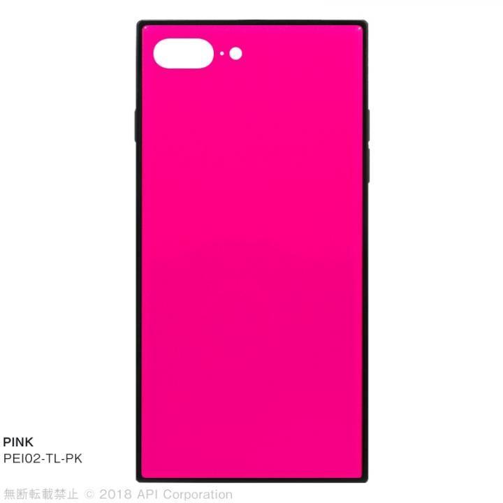 iPhone8 Plus/7 Plus ケース EYLE TILE iPhoneケース ピンク iPhone 8 Plus/7 Plus_0