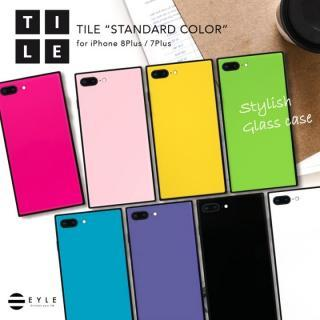 【iPhone8 Plus/7 Plusケース】EYLE TILE iPhoneケース ピンク iPhone 8 Plus/7 Plus_4