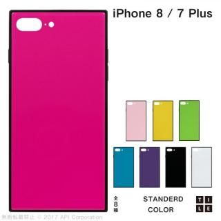 【iPhone8 Plus/7 Plusケース】EYLE TILE iPhoneケース ピンク iPhone 8 Plus/7 Plus_7
