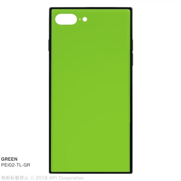 iPhone8 Plus/7 Plus ケース EYLE TILE iPhoneケース グリーン iPhone 8 Plus/7 Plus_0