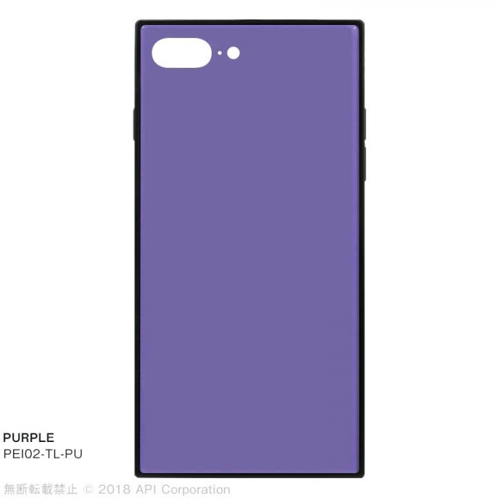 iPhone8 Plus/7 Plus ケース EYLE TILE iPhoneケース パープル iPhone 8 Plus/7 Plus_0
