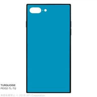 EYLE TILE iPhoneケース ターコイズ iPhone 8 Plus/7 Plus