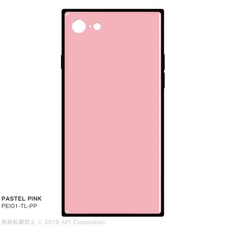 iPhone8/7 ケース EYLE TILE パステルカラー iPhoneケース パステルピンク iPhone SE 第2世代/8/7_0