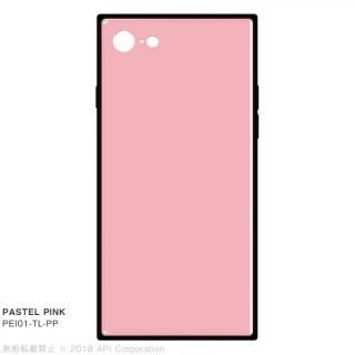 iPhone SE 第2世代 ケース EYLE TILE パステルカラー iPhoneケース パステルピンク iPhone SE 第2世代/8/7