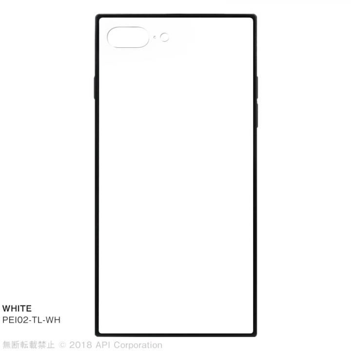 【iPhone8 Plus/7 Plusケース】EYLE TILE iPhoneケース ホワイト iPhone 8 Plus/7 Plus_0