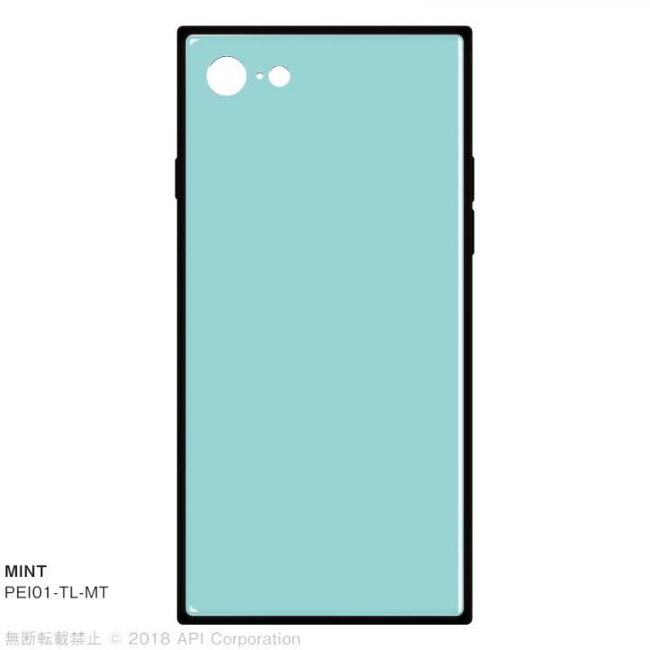 iPhone8/7 ケース EYLE TILE パステルカラー iPhoneケース ミント iPhone SE 第2世代/8/7_0